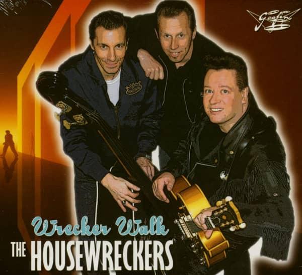 Wrecker Walk (CD)
