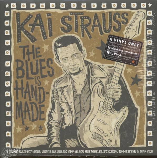 The Blues Is Handmade (LP, 180g Vinyl, Ltd.)