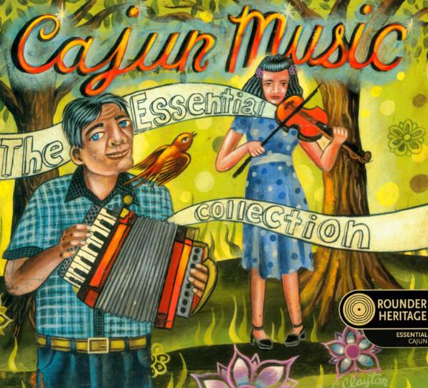 Cajun Music - Essential Collection
