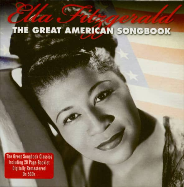 The Great American Songbook (5-CD)