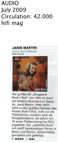 JanisMartin_Audio_Jul09