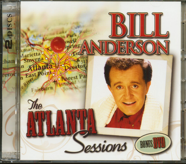 The Atlanta Sessions (CD & DVD)
