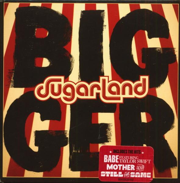 Bigger (CD)