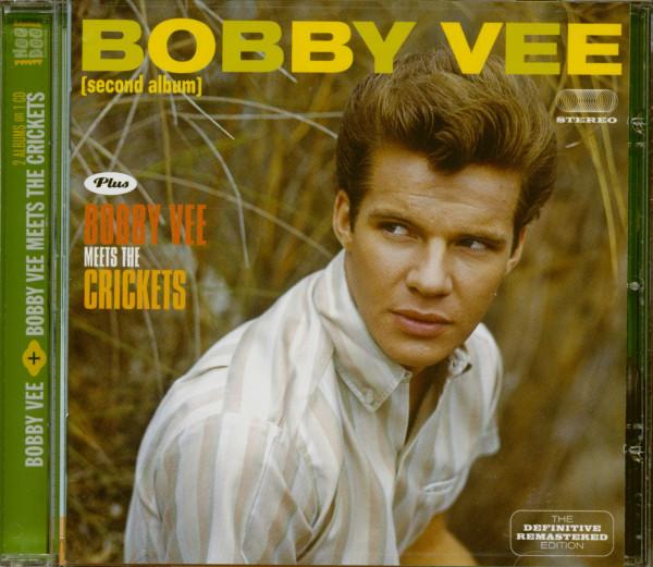 Bobby Vee Meets The Crickets (CD)