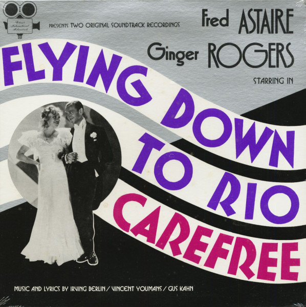 Flying Down To Rio & Carefree (LP)
