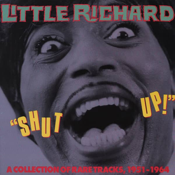 'Shut Up!' Rare Tracks 1951-1964