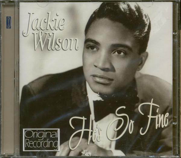 He's So Fine (CD)