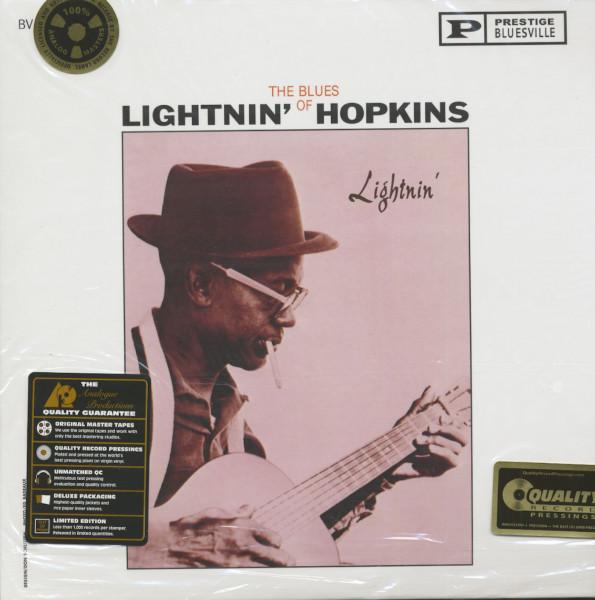 Lightnin' - The Blues Of Lightnin' Hopkins (LP, 180g Vinyl)