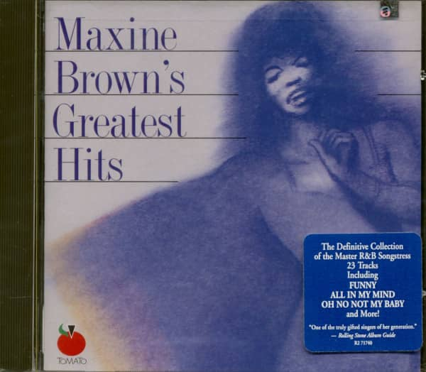Maxine Brown' Greatest Hits (CD)