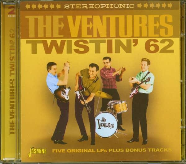 Twistin' 62 (2-CD)