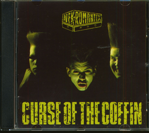 Curse Of The Coffin (CD)