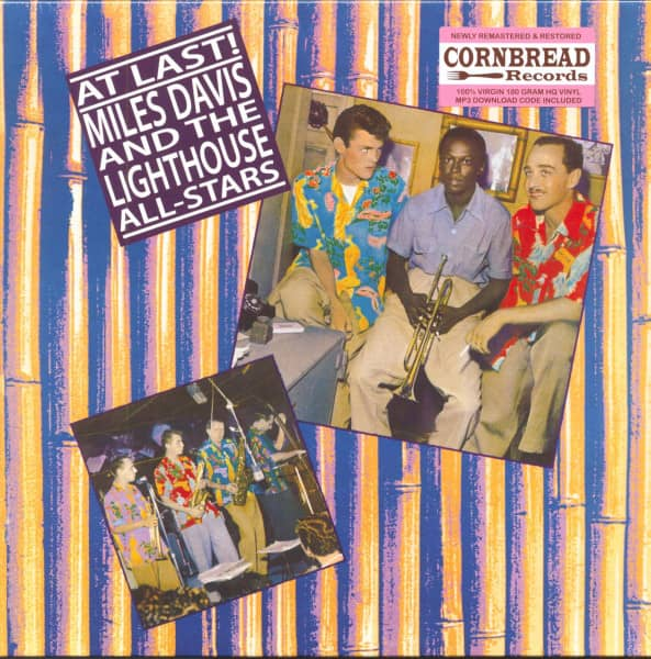 At Last! Miles Davis & The Lighthouse All-Stars (LP, 180g Vinyl)