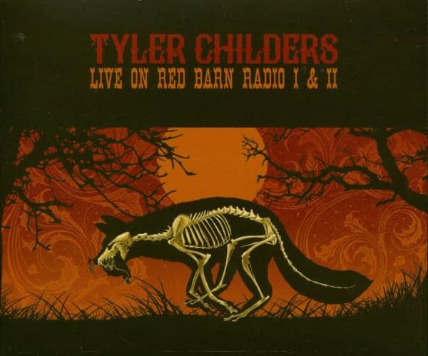 Live On Red Barn Radio 1 & 2 (CD)