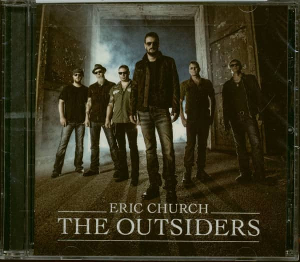 The Outsiders (CD)