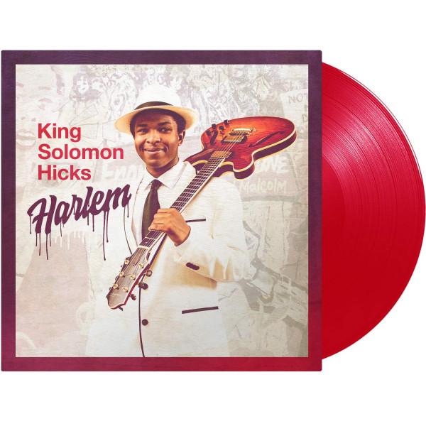 Harlem (LP, 180 Gr.Red Transparent Vinyl + MP3)