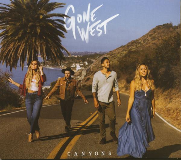 Canyons (CD)