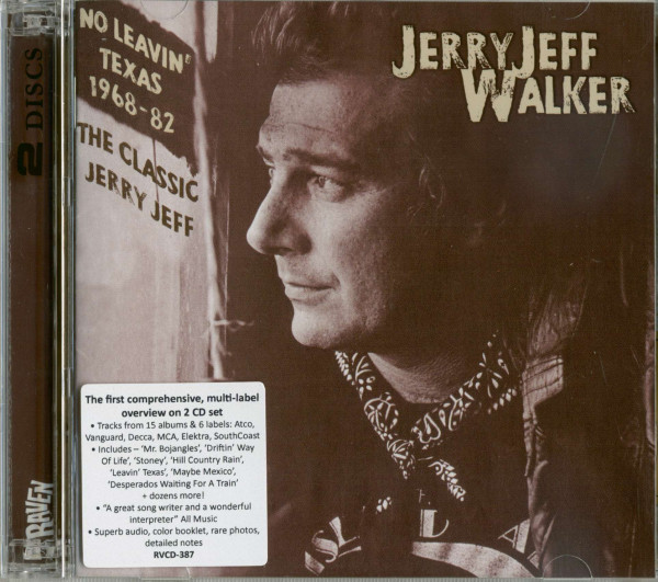 No Leavin' Texas - The Classic Jeff 1968-1982 (2-CD)