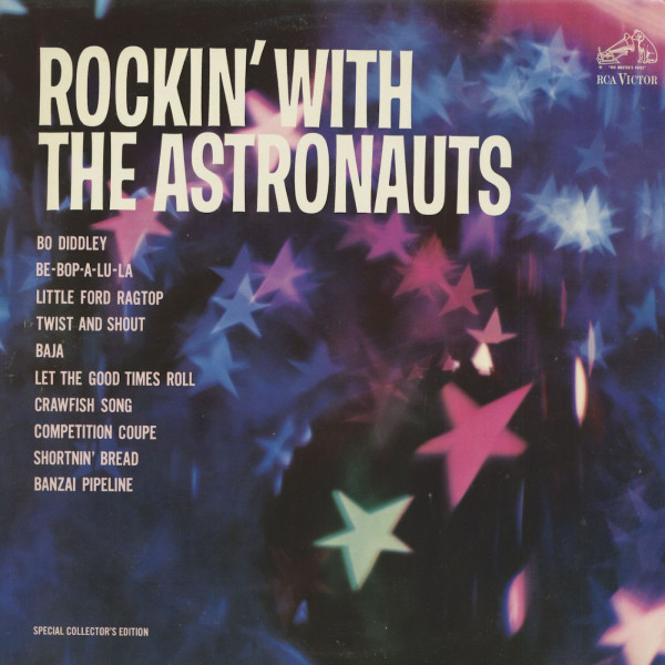 Rockin' With The Astronauts (LP)
