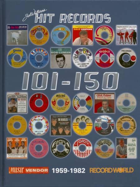 Hit Records 101 -150 (1959 - 1982 Music Vendor & Record World)