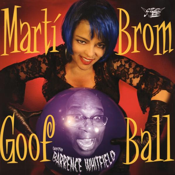 Goof Ball b-w Macumba Love 7inch, 45rpm, PS