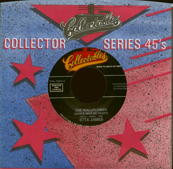 The Wallflower (Dance With Me Henry) - Good Rockin' Daddy (7inch, 45rpm, CS)