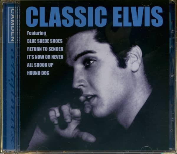 Classic Elvis (CD)