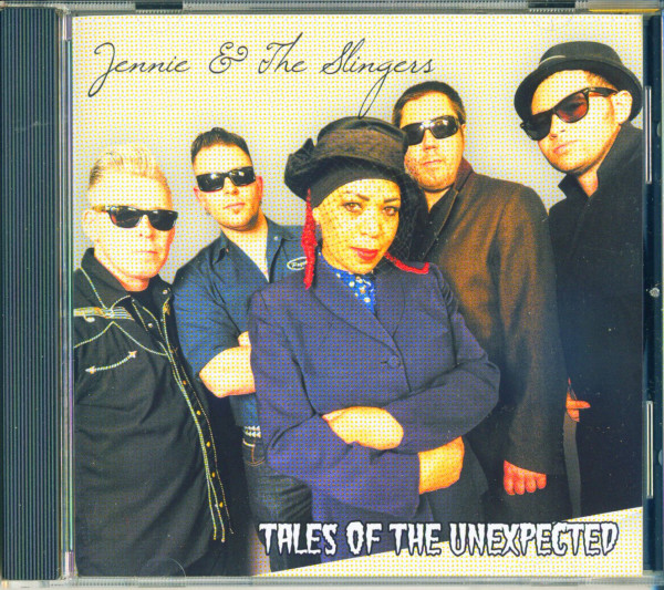 Tales Of The Unexpected (CD)