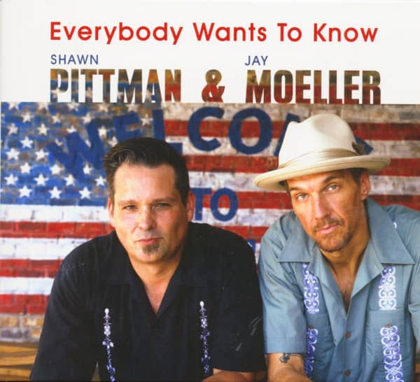 Everybody Wants To Know (CD)