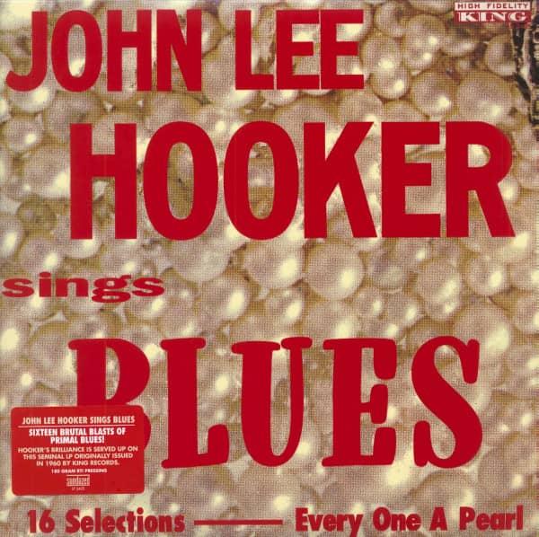 Sings The Blues (180g vinyl)