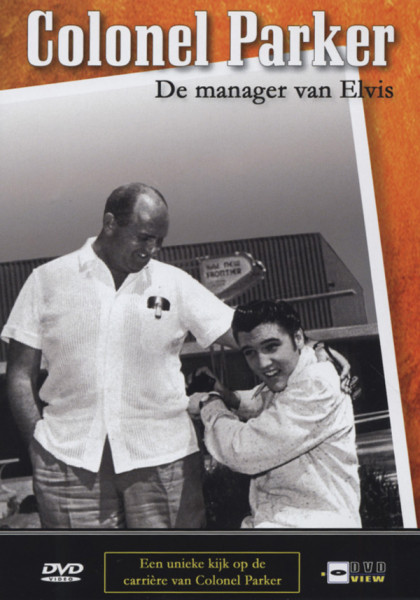 De Manager Van Elvis (DVD)