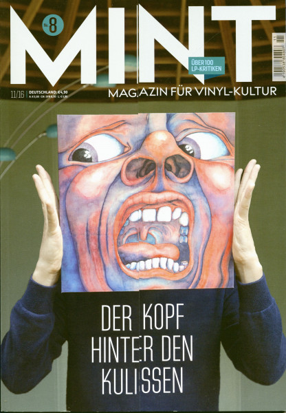 Mint Magazin #8, November 2016