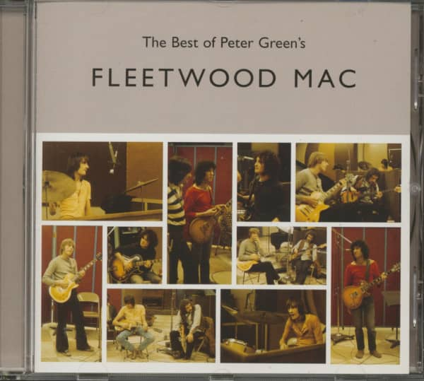 The Best Of Peter Green's Fleetwood Mac (CD)