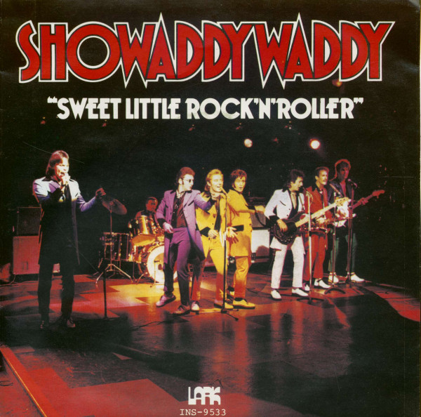 Sweet Little Rock'n'Roller (7inch, 45rpm, BC, PS)