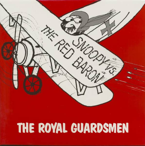 Snoopy Vs The Red Baron (LP)