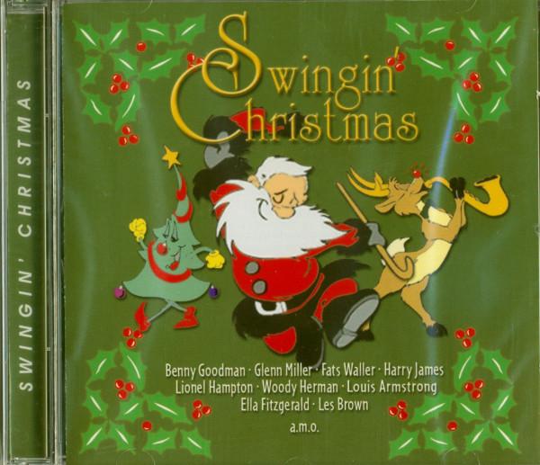 Swingin' Christmas 1936-1953