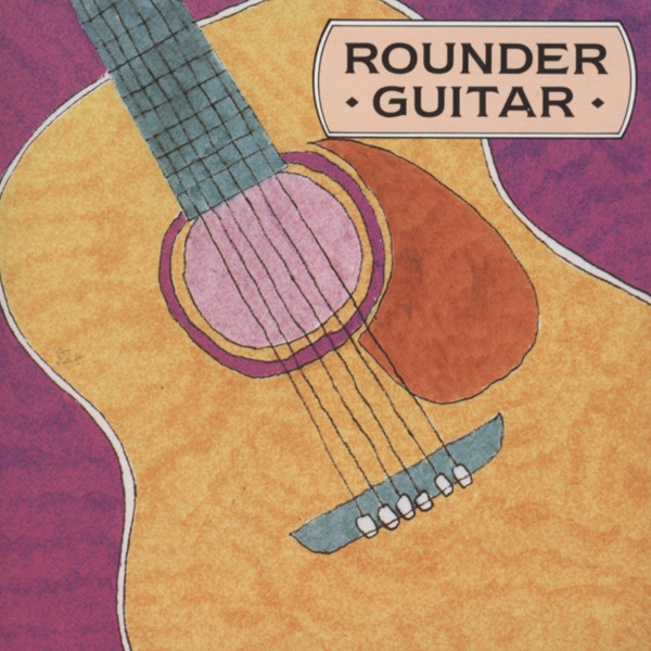 Rounder Guitar (CD)