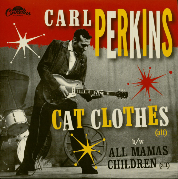 Cat Clothes - All Mama's Children (7inch, 45rpm)