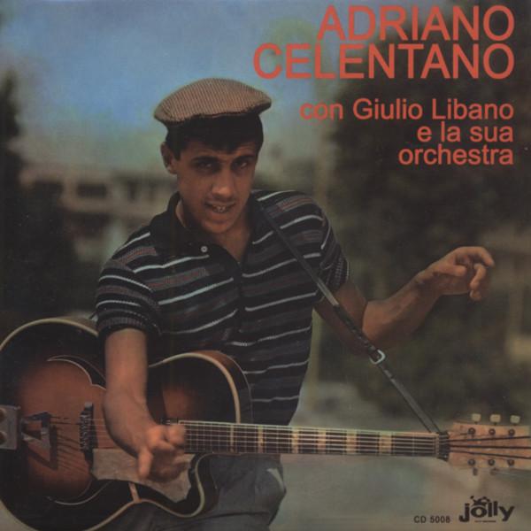 Adriano Celentano con Giulio Libano e la sua Orchestra