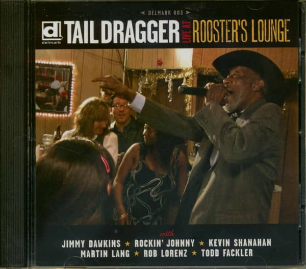 Live At Rooster's Lounge (CD)