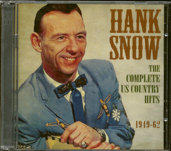 Complete US Country Hits 1949-62 (2-CD)