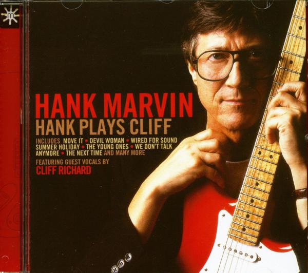 Hank Plays Cliff (CD)