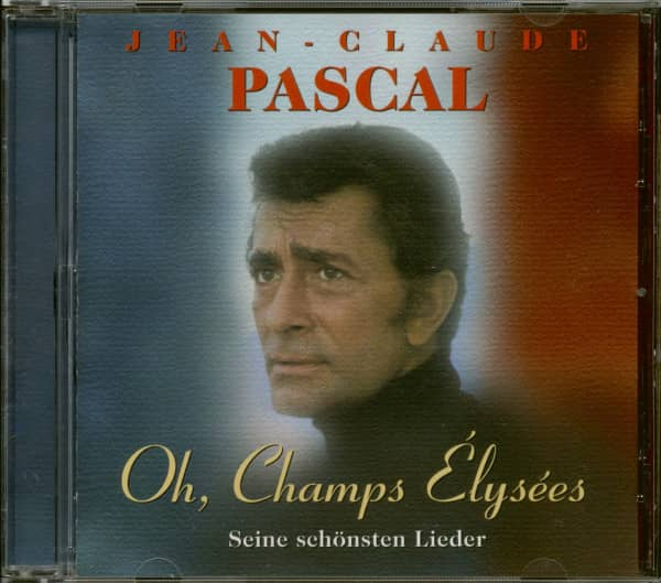 Oh, Champs Élysées - Seine Schönsten Lieder (CD)
