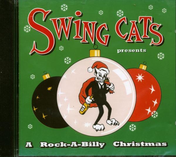 A Rockabilly Christmas (CD)
