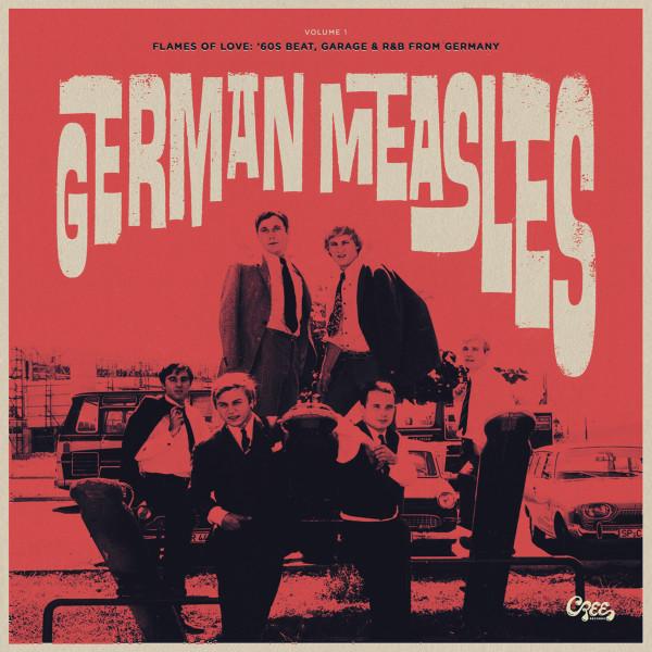 German Measles Vol.1 - 180gr. Vinyl