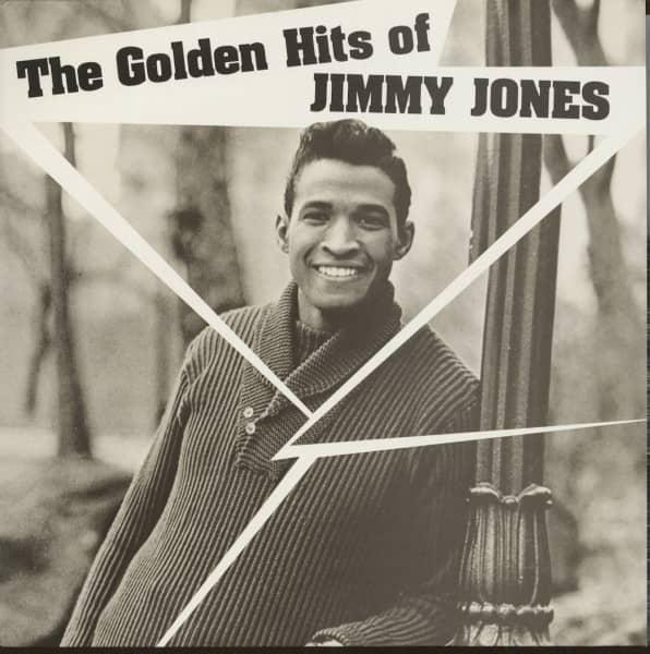 The Golden Hits Of Jimmy Jones (LP)