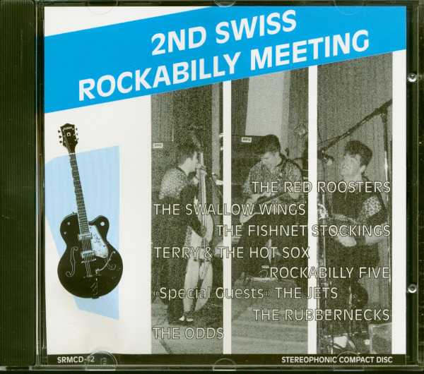 2nd Swiss Rockabilly Meeting (CD)