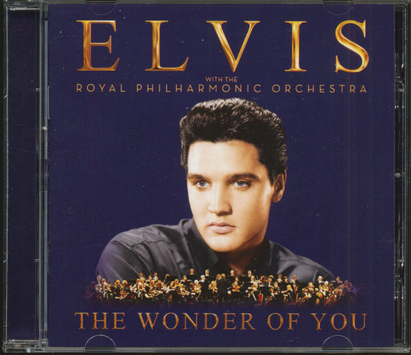 The Wonder Of You (CD)