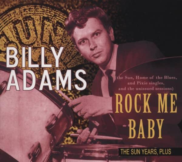 Rock Me Baby, The Sun Years Plus