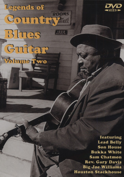 Legends Of Country Blues Guitar Vol.2