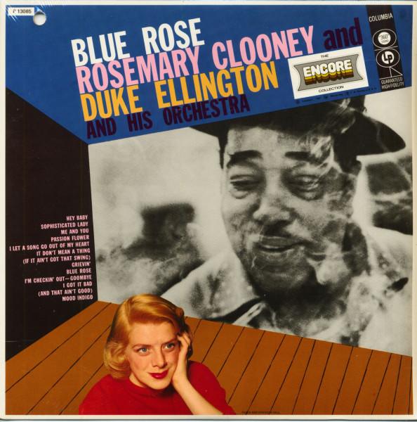 Blue Rose (LP)